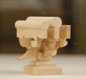 桃木教育模型
